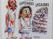 Thế giới - Báo Charlie Hebdo châm biếm người thiệt mạng động đất ở Ý