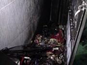 An ninh Xã hội - Ba người suýt bị thiêu sống trong nhà trọ tẩm xăng