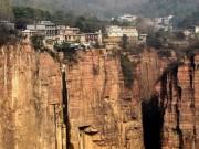 Thế giới - Ngôi làng trên núi cao 1.700m biệt lập nhất thế giới