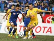 Bóng đá - Chi tiết Thanh Hóa - Quảng Ninh: Thảm họa các thủ môn (KT)