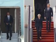 Thế giới - Lí do bất ngờ khiến Obama từ chối thang máy bay của TQ
