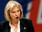 Thế giới - Sợ gián điệp TQ, nữ thủ tướng Anh phải trùm mền thay đồ