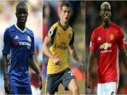 Bóng đá - MU, Arsenal, Chelsea: Kỳ vọng những linh hồn tuyến giữa