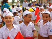 Giáo dục - du học - Hôm nay, hơn 22 triệu học sinh, sinh viên bước vào năm học mới