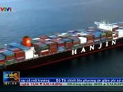 Tài chính - Bất động sản - Vụ phá sản của Hanjin làm xáo trộn thương mại toàn cầu