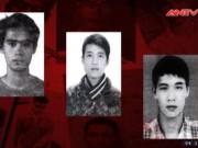 Video An ninh - Lệnh truy nã tội phạm ngày 4.9.2016