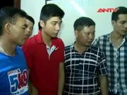 Video An ninh - Bắt 2 giang hồ Hải Phòng bắn chết người dã man
