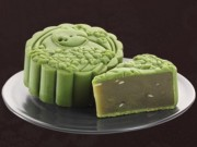 Ẩm thực - Cách làm bánh Trung thu trà xanh thơm ngon cực đơn giản