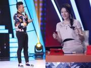 """Ca nhạc - MTV - Trấn Thành """"cãi"""" Lý Nhã Kỳ để bảo vệ Hari Won"""