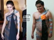 Tranh vui - Chết cười với màn Cosplay của chàng trai Thái Lan
