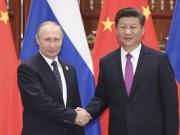 """Thế giới - Căng thẳng với phương Tây, Nga-Trung """"thắm thiết"""" ở G20"""