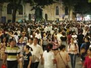 Tin tức trong ngày - 3 ngày mở phố đi bộ, Hà Nội thu hơn 500 tỷ đồng