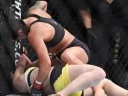 """Thể thao - Ra mắt UFC, đả nữ xinh đẹp bị """"vùi hoa dập liễu"""""""