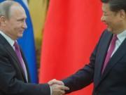 Thế giới - Vì sao Putin tặng hộp kem cho Tập Cận Bình?