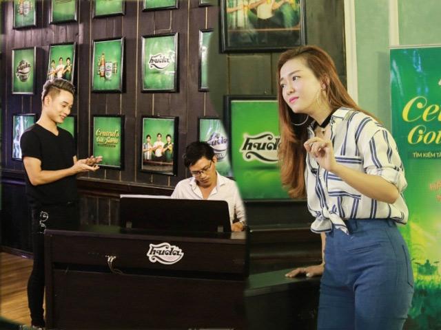 Trúc Nhân, Đinh Hương hăng say truyền lửa cho thí sinh