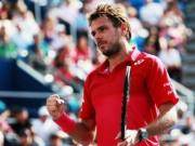 Thể thao - US Open ngày 8: Wawrinka, Serena vào tứ kết