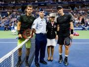 Thể thao - Murray - Dimitrov: Bay bổng trên sân Arthur Ashe (V4 US Open)
