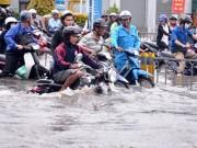Tin tức trong ngày - TPHCM còn trên 40 tuyến đường thường xuyên ngập