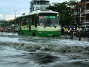 Tin tức trong ngày - Hạ thấp con đường biến nhà dân thành hầm giữa Sài Gòn