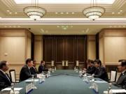 Thế giới - G20: Ông Tập tiếp riêng Obama khác Putin, Abe thế nào
