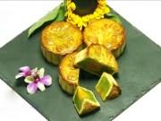 Ẩm thực - Cùng chuyên gia học cách làm bánh Trung thu lạ mà ngon