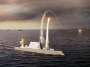 Thế giới - Mỹ sắp điều siêu khu trục hạm đầy sức mạnh đến châu Á