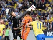 Bóng đá - Thụy Điển - Hà Lan: Nỗi oan phút bù giờ