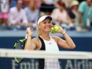 Thể thao - US Open ngày 9: Wozniacki thẳng tiến vào bán kết