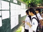 Giáo dục - du học - Phương án thi THPT Quốc gia 2017: Thầy trò, phụ huynh lo lắng