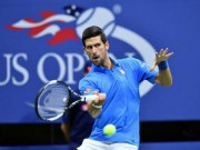 Thể thao - Djokovic - Tsonga: Hay lại còn may (Tứ kết US Open)