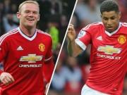 """Bóng đá - Trước derby: Fan MU đòi """"phế"""" Rooney, dùng Rashford"""