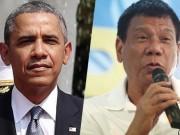 Thế giới - Duterte sỉ nhục Obama, quan hệ Mỹ-Philippines sẽ ra sao?