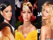 """15 kiểu tóc ấn tượng cộp mác  """" Rihanna """""""