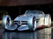 Tin tức ô tô - Siêu xe bí mật Mercedes-AMG R50 sắp trình làng