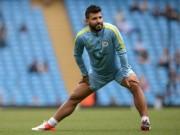 Bóng đá - Derby Manchester: Man City mất Aguero, nửa lo nửa mừng
