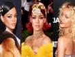 """15 kiểu tóc ấn tượng cộp mác """"Rihanna"""""""