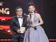 Ca nhạc - MTV - Tóc Tiên hở bạo trên sóng truyền hình