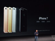 """Dế sắp ra lò - iPhone 7 và iPhone 7 Plus trình làng: Hàng """"khủng"""", giá rẻ bất ngờ"""