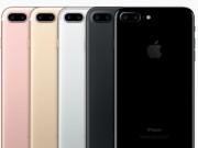 Dế sắp ra lò - Khám phá iPhone 7 Plus: Camera kép, chống nước, giá tốt