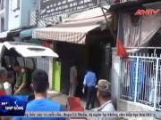 Video An ninh - Hoảng hồn xác chết bị dây điện quấn quanh người