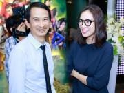 Phim - Ngô Thanh Vân giản dị ủng hộ vợ chồng Trần Anh Hùng