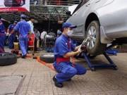 Thị trường - Tiêu dùng - Ngành ô tô Việt đã sản xuất được gương, kính...