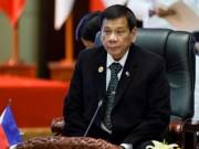 Thế giới - Lạc lõng ở hội nghị ASEAN, ông Duterte lần đầu mặc vest