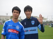 Bóng đá - Công Phượng, Tuấn Anh không chơi tiếp ở J-League 2