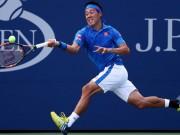 """Thể thao - 5 cú đánh xuất thần: Nishikori khiến Murray """"đầu hàng"""""""