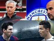 Bóng đá - Derby MU – Man City vĩ đại hơn El Clasico