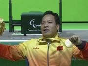 Thể thao - Những điều ít biết về lực sĩ giành HCV Paralympic Lê Văn Công