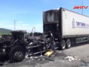 Tai nạn giao thông - Bản tin an toàn giao thông ngày 9.9.2016