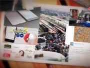 Video An ninh - Top 10 sự kiện hot nhất mạng xã hội ngày 8.9.2016