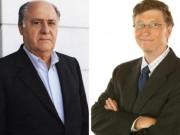 """Bill Gates bị ông chủ Zara  """" soán ngôi """"  giàu nhất TG"""